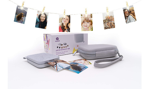 HP Sprocket 200 Printer Gift Luna Pearl