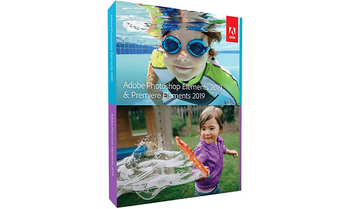 Adobe Photoshop Elements 2019 & Premiere Elements 2019 (NL)