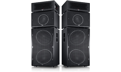 Teufel Power Hifi Black (2x)