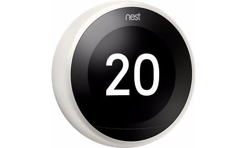 Nest Learning Thermostat V3 White