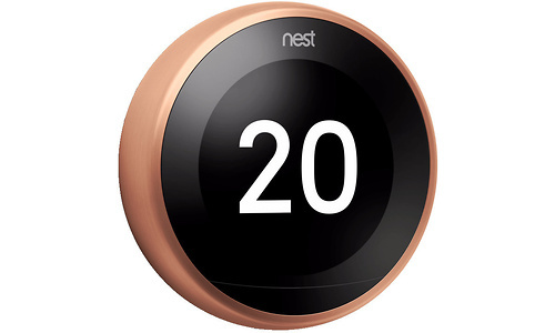 Nest Learning Thermostat V3 Copper