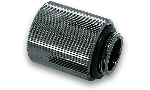 EK Waterblocks EK-AF Extender 20mm M-F G1/4 Black Nickel