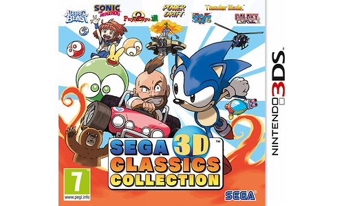 Classics Collection (Nintendo 3DS)