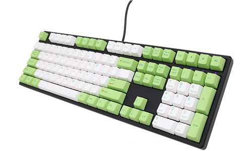 Ducky One DKON1608 MX-Red White/Green (US)