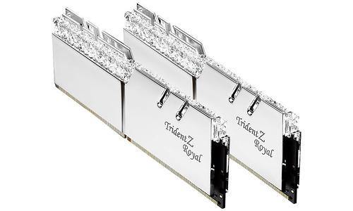 G.Skill Trident Z Royal RGB White 16GB DDR4-3200 CL16 kit
