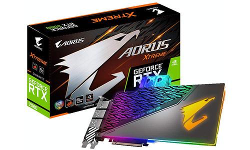 Gigabyte Aorus GeForce RTX 2080 Xtreme WaterForce 8GB