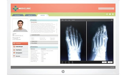 HP Healthcare Edition HC241