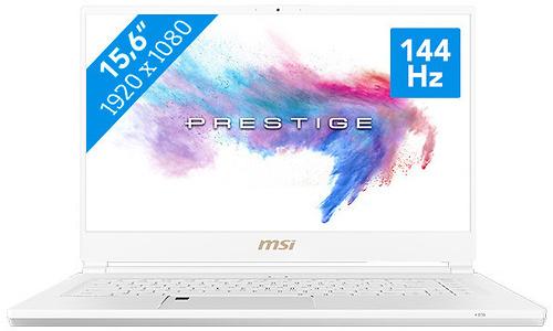 MSI Prestige P65 8RF-457BE Creator White