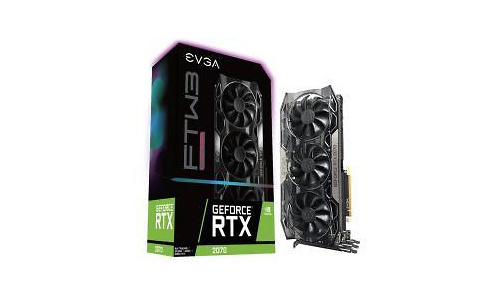 EVGA GeForce RTX 2070 FTW3 Ultra Gaming 8GB