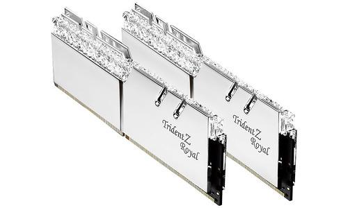G.Skill Trident Z Royal RGB White 16GB DDR4-4266 CL19 kit