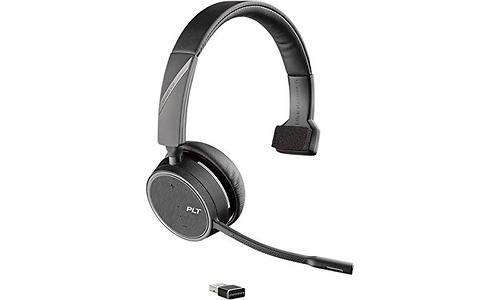 Plantronics Voyager 4210 UC USB-A Black