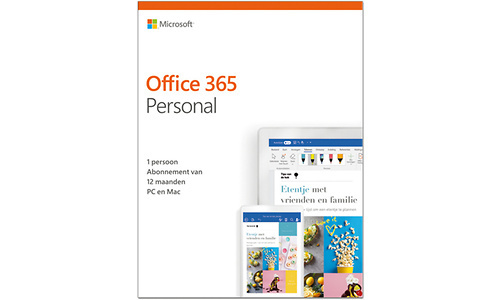 Microsoft Office 365 Personal 1-year