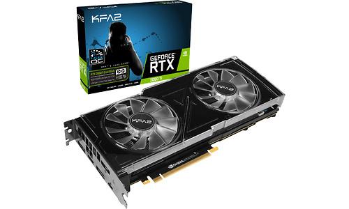 KFA2 GeForce RTX 2080 Ti 1-Click OC 11GB