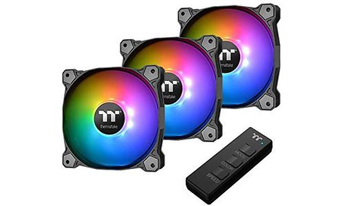 Thermaltake Pure 12 ARGB TT Premium Edition Sync Black 3-pack