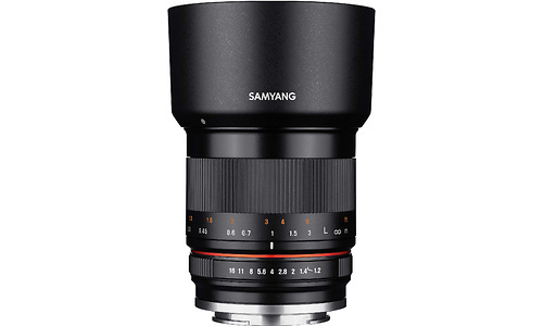 Samyang 35mm f/1.2 ED AS UMC CS Fuji X