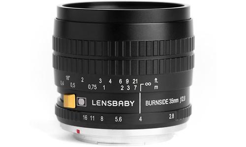 Lensbaby Burnside 35 MFT