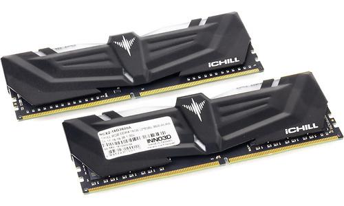 Inno3D iChill RGB Aura Black 16GB DDR4-3600 CL17 kit