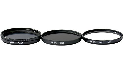 Hoya Digital Filter Kit II 37mm UV NDX8