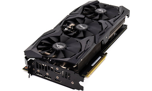 Asus GeForce RTX 2060 Strix OC 6GB