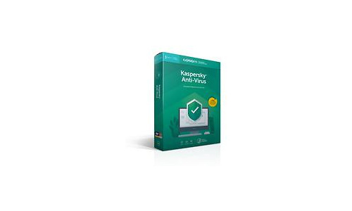 Kaspersky Anti-Virus Slim 1-device 1-year