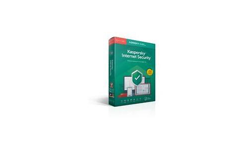 Kaspersky Lab Internet Security 2019 1-device 1-year