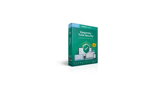 Kaspersky Total Security 2019 3-devices 1-year