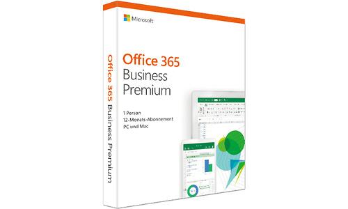 Microsoft Office 365 Business Premium 1-year (DE)