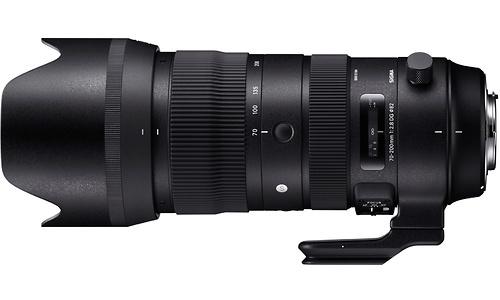 Sigma 70-200mm f/2.8 DG OS HSM Sports Canon