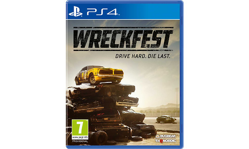 Wreckfest (PlayStation 4)