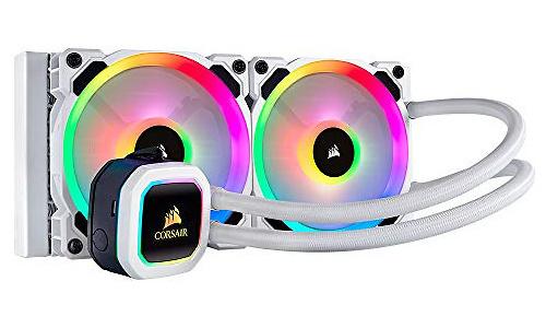 Corsair Hydro 100i RGB Platinum SE White
