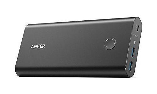 Anker PowerCore+ 26800 PD Black