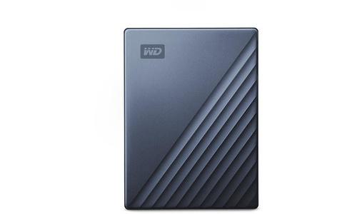 Western Digital My Passport Ultra 2TB Black/Blue