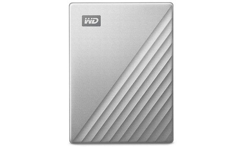 Western Digital My Passport Ultra 4TB Silver