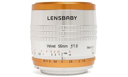 Lensbaby Velvet 56 Limited Edition Nikon