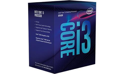 Intel Core i3 8100F Boxed