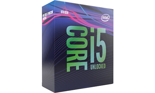 Intel Core i5 9400 Boxed
