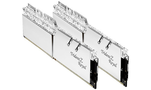 G.Skill Trident Z Royal Silver 16GB DDR4-4000 CL17 kit