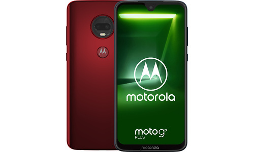 Motorola Moto G7 Plus Red