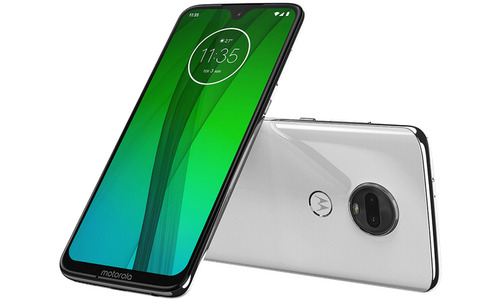 Motorola Moto G7 White