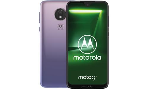 Motorola Moto G7 Power Purple