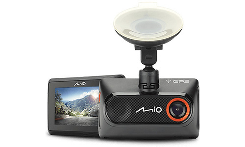 Mio MiVue 786 Dashcam WiFi GPS