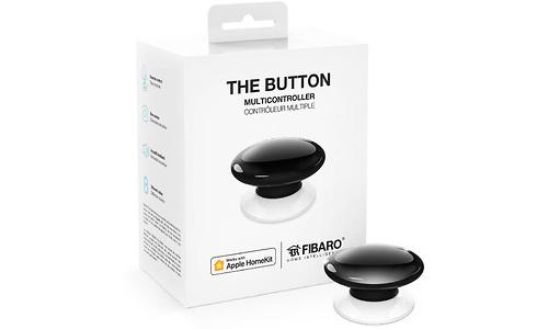 Fibaro Apple HomeKit The Button Black
