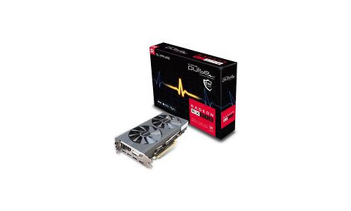 Sapphire Radeon RX 570 Pulse 8GB (11266-66-20G)