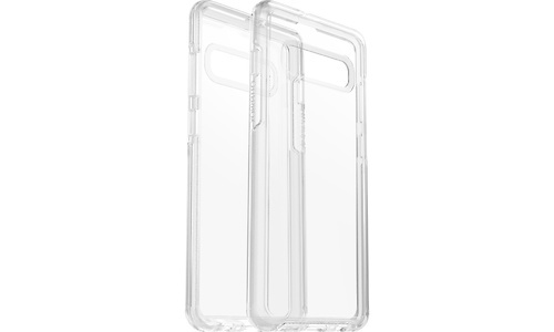 Otterbox Symmetry Clear Samsung Galaxy S10 Plus Back Cover Transparent