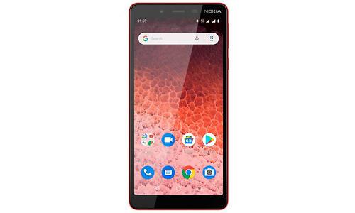 Nokia 1 Plus Red
