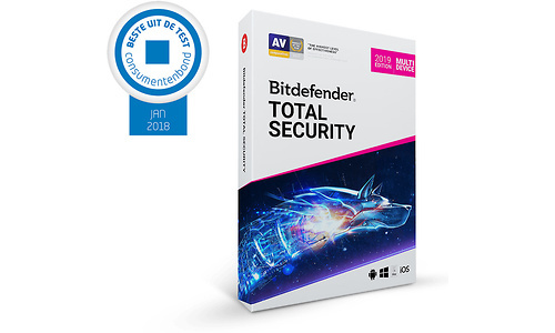 Bitdefender Total Security Base 10-user 2-year