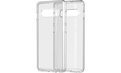 Tech21 Pure Clear Samsung Galaxy S10 Plus Back Cover Transparent