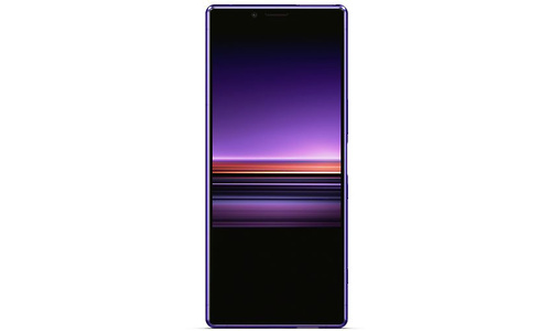 Sony Xperia 1 Purple