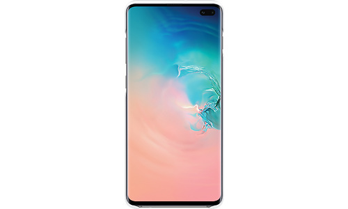 Samsung Galaxy S10 Plus LED Cover White