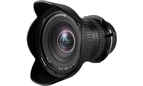 Nikon Venus Optics Laowa 15mm f/4 Wide Angle Macro